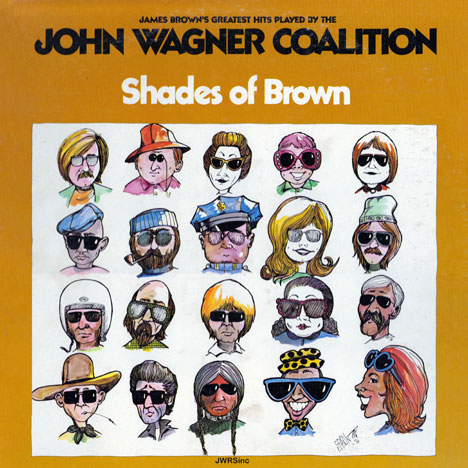 James Brown's Greatest Hits: John Wagner
