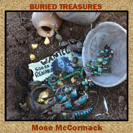 Buried Treasures: Mose McCormack